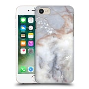 Official Haroulita Marble Taupe 1 Hard Back Case For Apple Iphone 7