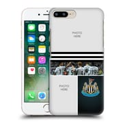 Custom Customised Personalised Newcastle United Fc Nufc 2016/17 Personalised Stripes Hard Back Case For Apple Iphone 7 Plus