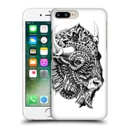 Official Bioworkz Wildlife 3 Bison Hard Back Case For Apple Iphone 7 Plus