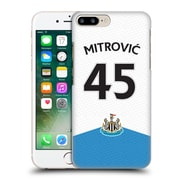 Official Newcastle United Fc Nufc 2015/16 Players Home Kit Aleksandar Mitrovic Hard Back Case For Apple Iphone 7 Plus