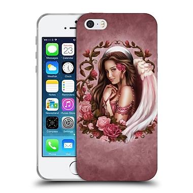 Official Brigid Ashwood Angels Rose Soft Gel Case For Apple Iphone 5 / 5S / Se