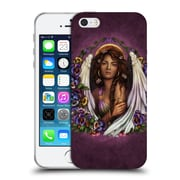 Official Brigid Ashwood Angels Pansy Soft Gel Case For Apple Iphone 5 / 5S / Se