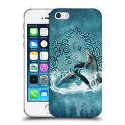 Official Brigid Ashwood Celtic Wisdom Dolphin Soft Gel Case For Apple Iphone 5 / 5S / Se