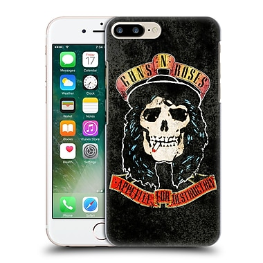 Official Guns N' Roses Vintage Stradlin Hard Back Case For Apple Iphone 7 Plus