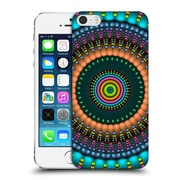 Official Haroulita Mandala Bubbles Hard Back Case For Apple Iphone 5 / 5S / Se