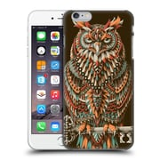 Official Bioworkz Coloured Aves 1 Great Horned Owl 2 Hard Back Case For Apple Iphone 6 Plus / 6S Plus