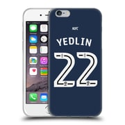 Official Newcastle United Fc Nufc 2016/17 Players Away Kit 2 Yedlin Soft Gel Case For Apple Iphone 6 / 6S