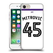 Official Newcastle United Fc Nufc 2016/17 Players Third Kit 1 Mitrovic Soft Gel Case For Apple Iphone 7