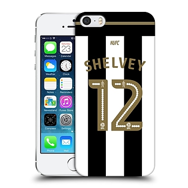 Official Newcastle United Fc Nufc 2016/17 Players Away Kit 1 Shelvey Hard Back Case For Apple Iphone 5 / 5S / Se