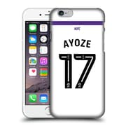 Official Newcastle United Fc Nufc 2016/17 Players Third Kit 1 Ayoze Hard Back Case For Apple Iphone 6 / 6S