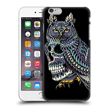 Official Bioworkz Coloured Skulls 1 Great Horned Hard Back Case For Apple Iphone 6 Plus / 6S Plus