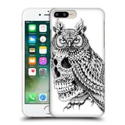 Official Bioworkz Skulls Great Horned Hard Back Case For Apple Iphone 7 Plus