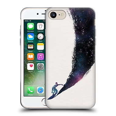 Official Robert Farkas Space Surfing The Universe Soft Gel Case For Apple Iphone 7