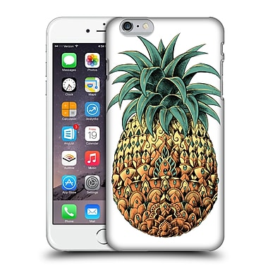Official Bioworkz Coloured Ornate 1 Pineapple 1 Hard Back Case For Apple Iphone 6 Plus / 6S Plus