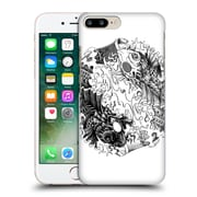 Official Bioworkz Ornate 3 Yin Yang Koi Hard Back Case For Apple Iphone 7 Plus