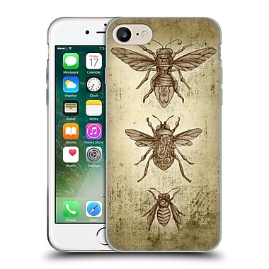 Official Brigid Ashwood Winged Things Specimens 2 Soft Gel Case For Apple Iphone 7