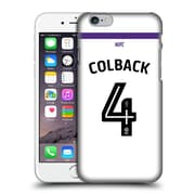 Official Newcastle United Fc Nufc 2016/17 Players Third Kit 1 Colback Hard Back Case For Apple Iphone 6 / 6S