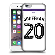 Official Newcastle United Fc Nufc 2016/17 Players Third Kit 1 Gouffran Hard Back Case For Apple Iphone 6 / 6S