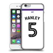 Official Newcastle United Fc Nufc 2016/17 Players Third Kit 1 Hanley Hard Back Case For Apple Iphone 6 / 6S