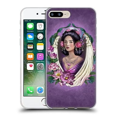 Official Brigid Ashwood Angels Lotus Soft Gel Case For Apple Iphone 7 Plus
