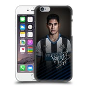 Official Newcastle United Fc Nufc 2015/16 First Team Ayoze Perez Hard Back Case For Apple Iphone 6 / 6S