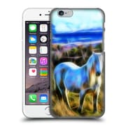 Official Haroulita Places 3 Horse Scotland Hard Back Case For Apple Iphone 6 / 6S