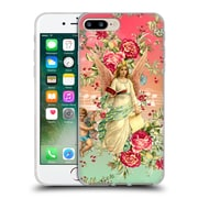 Official Mark Ashkenazi Florals Angels Soft Gel Case For Apple Iphone 7 Plus