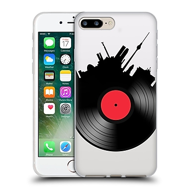 Official Mark Ashkenazi Music Berlin Soft Gel Case For Apple Iphone 7 Plus