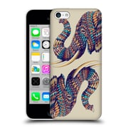 Official Bioworkz Coloured Animal Head 1 Elephant Head Hard Back Case For Apple Iphone 5C