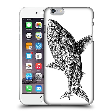 Official Bioworkz Ornate White Shark Hard Back Case For Apple Iphone 6 Plus / 6S Plus