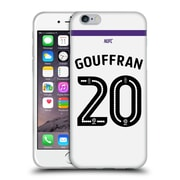 Official Newcastle United Fc Nufc 2016/17 Players Third Kit 1 Gouffran Soft Gel Case For Apple Iphone 6 / 6S