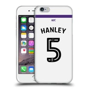 Official Newcastle United Fc Nufc 2016/17 Players Third Kit 1 Hanley Soft Gel Case For Apple Iphone 6 / 6S
