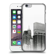 Official Haroulita Black And White Manhattan View Hard Back Case For Apple Iphone 6 / 6S