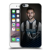 Official Newcastle United Fc Nufc 2015/16 First Team Paul Dummett Soft Gel Case For Apple Iphone 6 / 6S