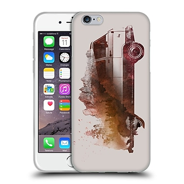Official Robert Farkas Cars Drive Me Back Home Soft Gel Case For Apple Iphone 6 / 6S