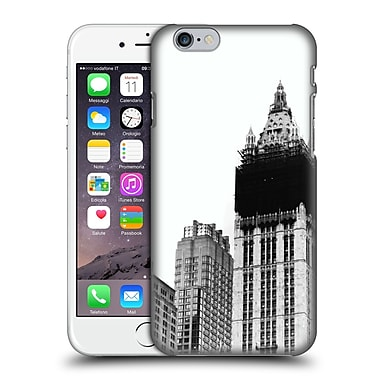 Official Haroulita Black And White New York 2 Hard Back Case For Apple Iphone 6 / 6S