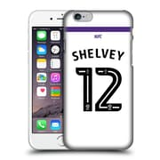 Official Newcastle United Fc Nufc 2016/17 Players Third Kit 1 Shelvey Hard Back Case For Apple Iphone 6 / 6S