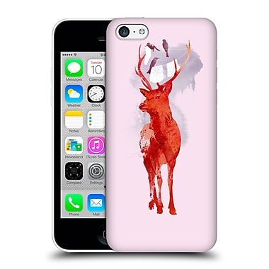 Official Robert Farkas Deer Useless Deer Hard Back Case For Apple Iphone 5C