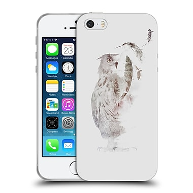 Official Robert Farkas Animals Fade Out Soft Gel Case For Apple Iphone 5 / 5S / Se