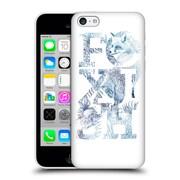 Official Robert Farkas Fox 2 Foxish Hard Back Case For Apple Iphone 5C