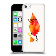 Official Robert Farkas Hipster Animals Punk Bird Hard Back Case For Apple Iphone 5C