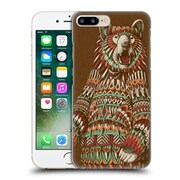 Official Bioworkz Coloured Wildlife 1 Grizzly Bear Hard Back Case For Apple Iphone 7 Plus