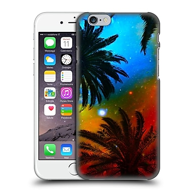 Official Haroulita Fantasy 4 Palm Trees Universe Hard Back Case For Apple Iphone 6 / 6S