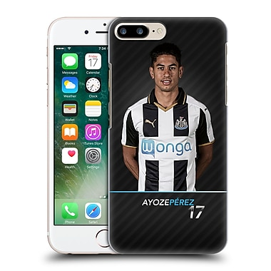 Official Newcastle United Fc Nufc 2016/17 First Team 2 Perez Hard Back Case For Apple Iphone 7 Plus
