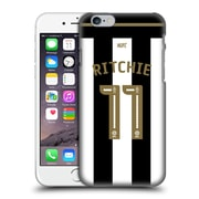 Official Newcastle United Fc Nufc 2016/17 Players Home Kit 1 Ritchie Hard Back Case For Apple Iphone 6 / 6S