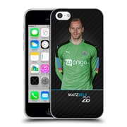 Official Newcastle United Fc Nufc 2016/17 First Team 1 Sels Soft Gel Case For Apple Iphone 5C
