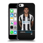 Official Newcastle United Fc Nufc 2016/17 First Team 1 Lascelles Soft Gel Case For Apple Iphone 5C