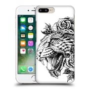 Official Bioworkz Animal Head Ornate Leopard Hard Back Case For Apple Iphone 7 Plus