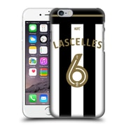 Official Newcastle United Fc Nufc 2016/17 Players Home Kit 1 Lascelles Hard Back Case For Apple Iphone 6 / 6S