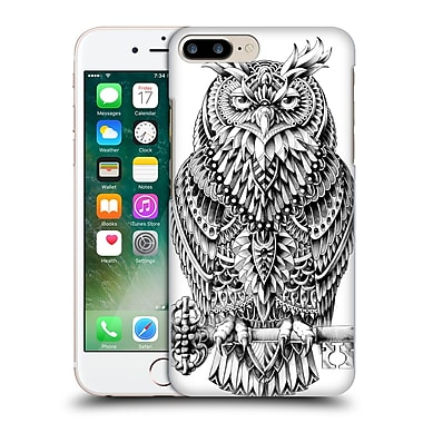 Official Bioworkz Aves Great Horned Owl Hard Back Case For Apple Iphone 7 Plus